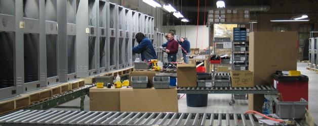 Inside View of a Kiosk Manufacturer | Meridian Kiosks