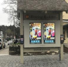 Interactive Digital Tourism Signage