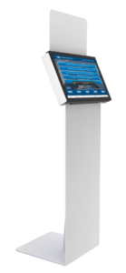 Visitor Survey Kiosk