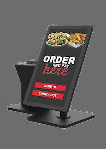 Countertop Ordering Kiosk