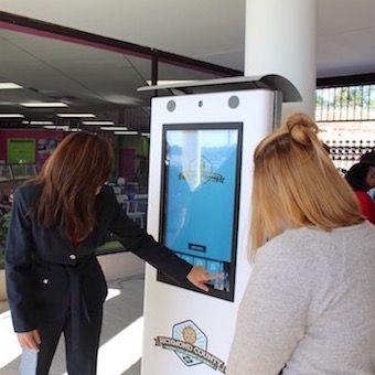Richmond County Tourism Kiosks