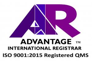 Advantage International Registrar ISO 9001:2015
