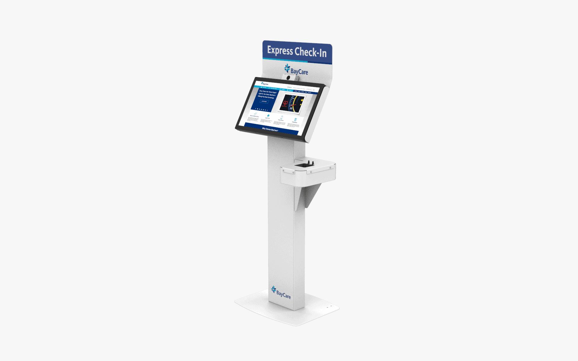 Kiosk Hospital Information System