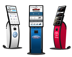 Automotive Kiosks