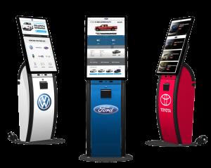 Automotive Kiosks
