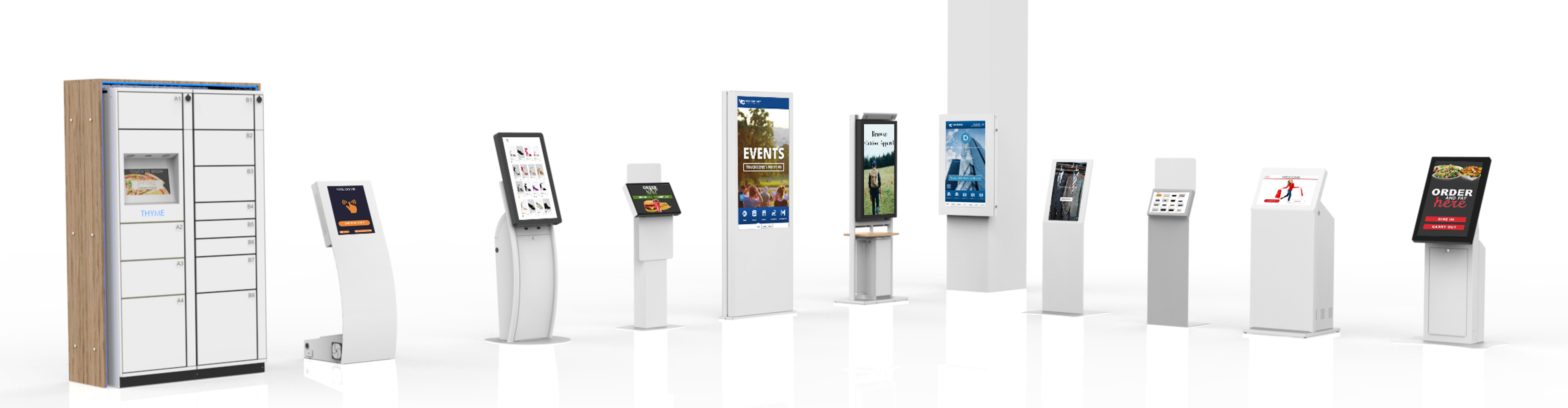 Kiosks, Interactive Kiosk & Digital Kiosks | Meridian Kiosks