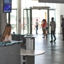 Digital Kiosks: The Perfect Check-In Solution