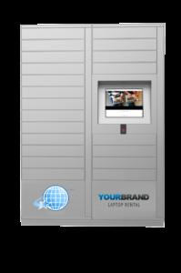 Equipment Rental Lockers