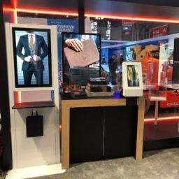 Meridian Teams Up With HP For Another Successful Year at NRF