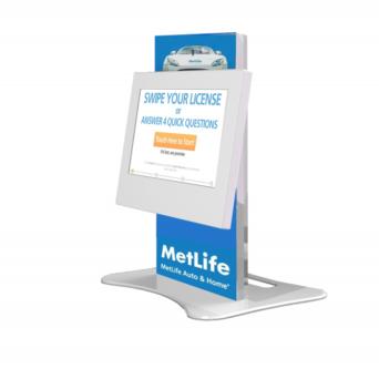 MetLife Insurance Kiosks