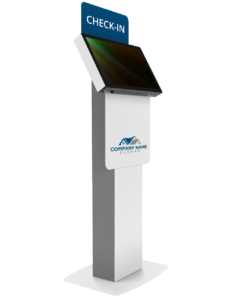Real Estate Check In Kiosk
