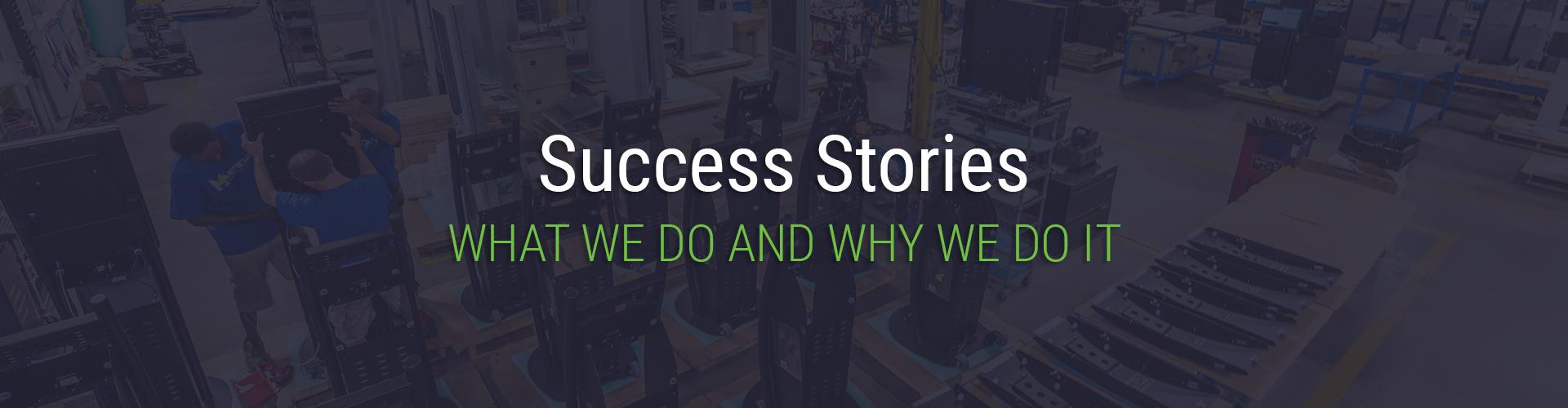 Success Stories Header