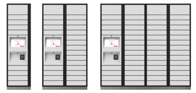 Small Lockers