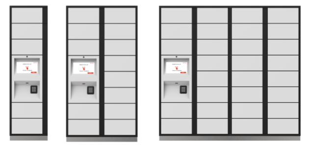 Medium Lockers