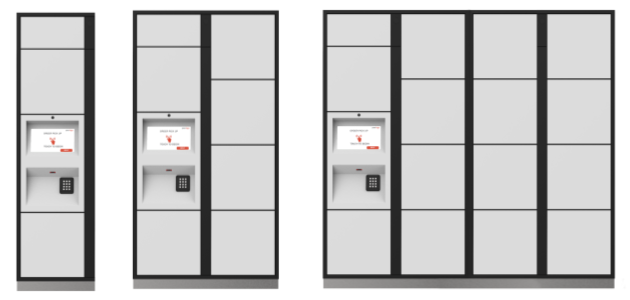 Large Lockers
