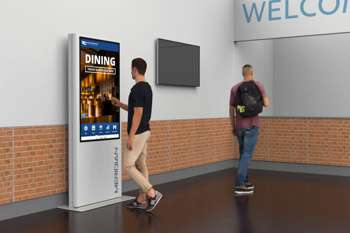Digital Kiosks