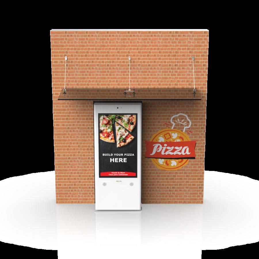Outdoor Ordering Kiosk