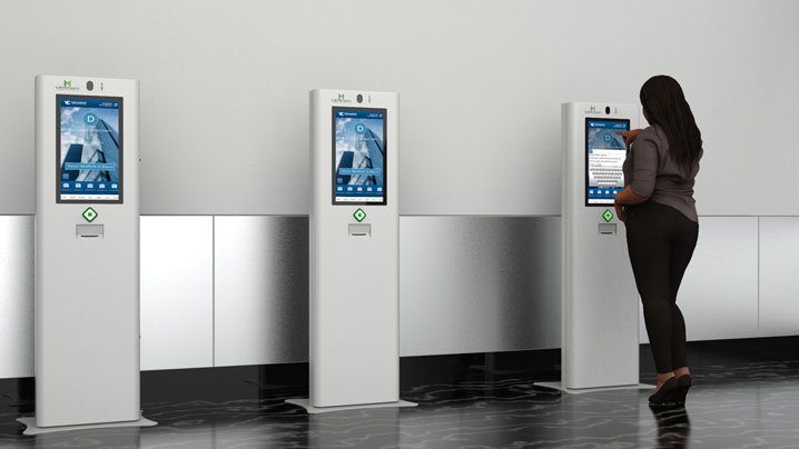 Check-In Kiosks