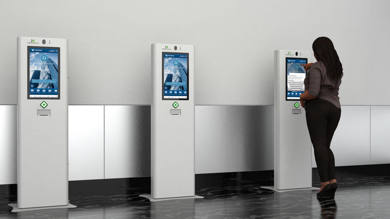 Check-In Kiosks