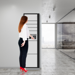 As Self-Service Continues to Expand, Automated Pickup Lockers Are Growing in Popularity