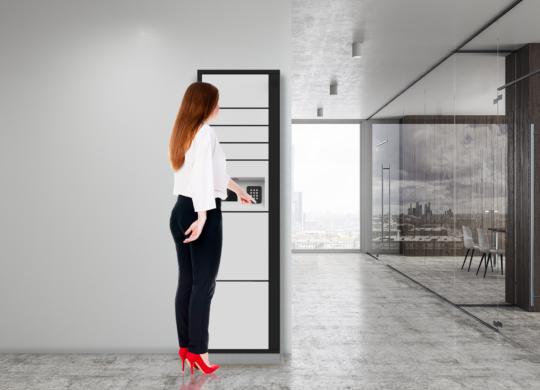 Automated Locker Rental