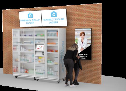 Pharmacy Lockers