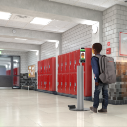 Return to School Safely with Temperature Screening Kiosks