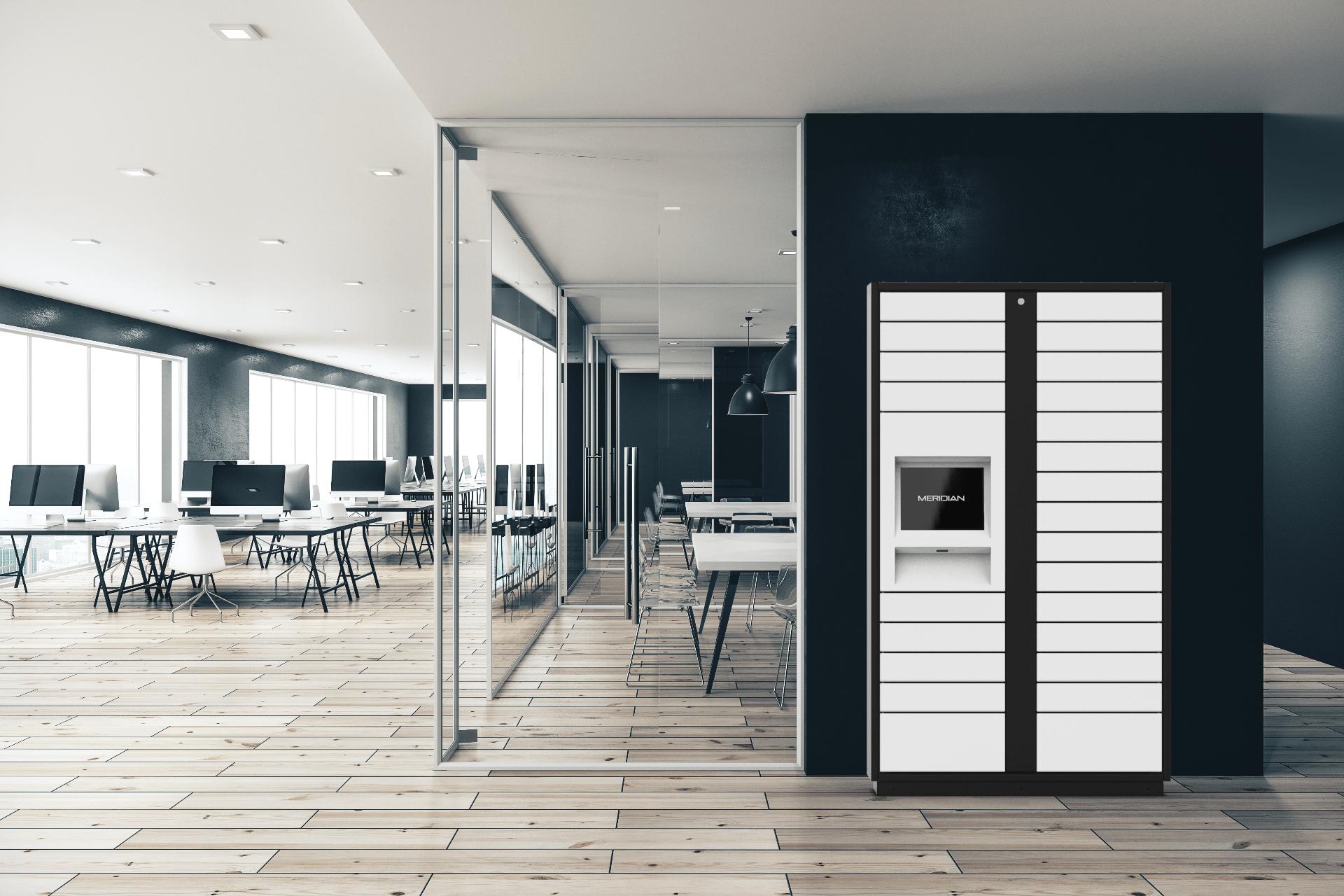 Locker Small Doors